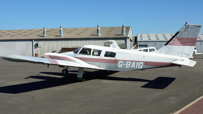 G-BAIG - Private Piper PA-34 Seneca