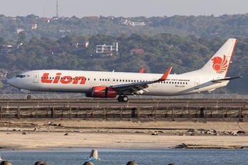PK-LPH - Lion Airlines Boeing 737-900ER