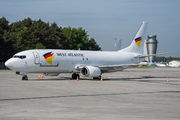G-NPTZ - West Atlantic Boeing 737-400SF aircraft