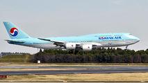 HL7631 - Korean Air Boeing 747-8 aircraft