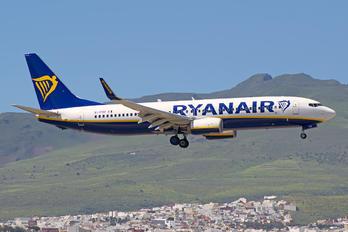 EI-FOR - Ryanair Boeing 737-800
