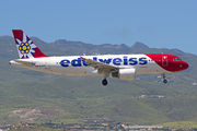 HB-IHZ - Edelweiss Airbus A320 aircraft