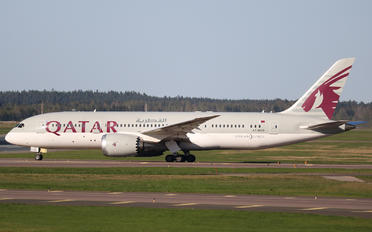 A7-BCQ - Qatar Airways Boeing 787-8 Dreamliner