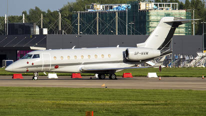 SP-NVM - Private Gulfstream Aerospace G280