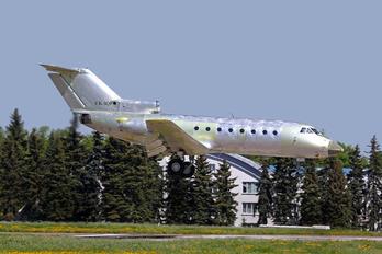 YK-SQF - Syrian Air Yakovlev Yak-40