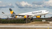 OY-VKI - Thomas Cook Scandinavia Airbus A330-300 aircraft