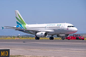 XU-971 - Lanmei Airlines Airbus A319