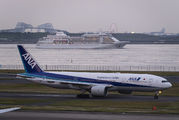 JA709A - ANA - All Nippon Airways Boeing 777-200ER aircraft
