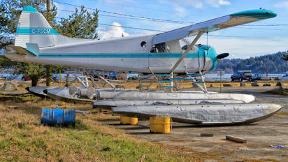 C-FSCM - Private de Havilland Canada DHC-2 Beaver