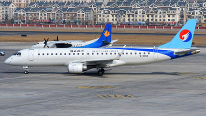 B-3383 - Hebei Airlines Embraer ERJ-190 (190-100)