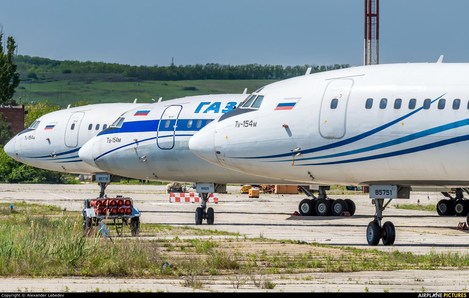 Gazpromavia RA-85751 aircraft at Mineralnye Vody