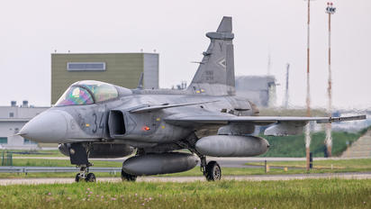 34 - Hungary - Air Force SAAB JAS 39C Gripen