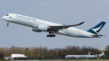 B-LRG - Cathay Pacific Airbus A350-900 aircraft