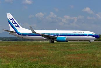 EI-IRI - Air Italy Boeing 737-800