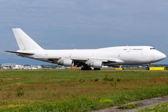 4X-ICC - CAL - Cargo Air Lines Boeing 747-400F, ERF