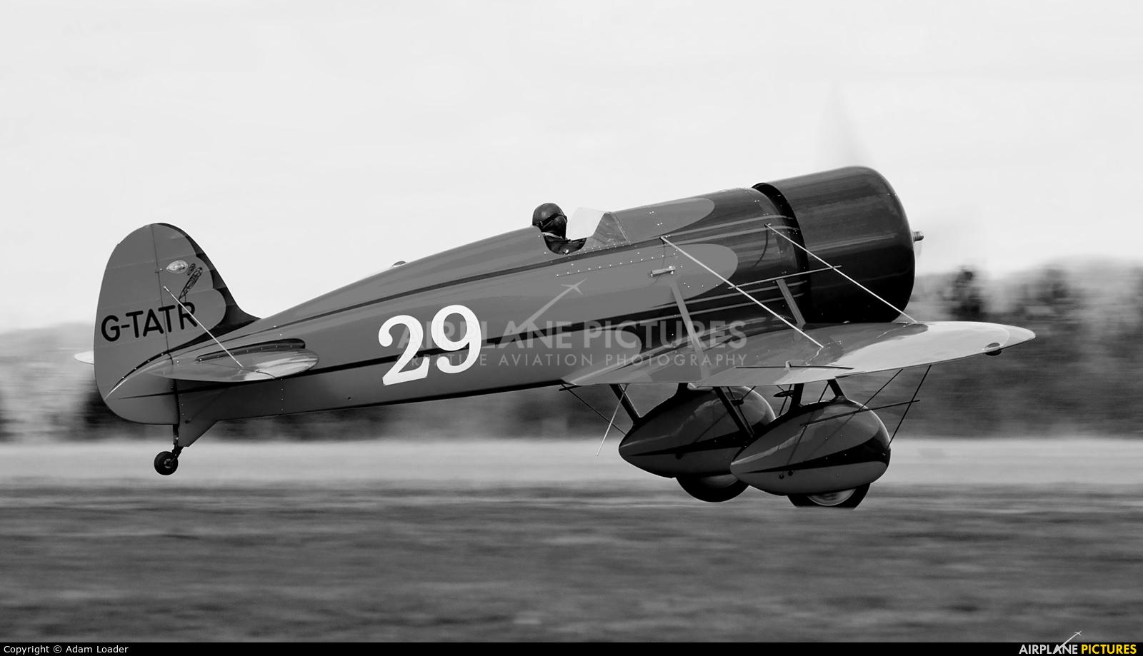 Private G-TATR aircraft at Turweston