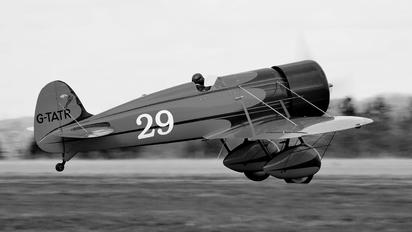 G-TATR - Private Curtiss Wright  Travel Air R Replica