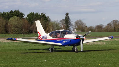 N377C - Private Socata TB21 Trinidad GT Turbo