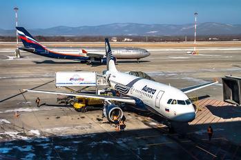 VP-BWA - Aurora Airbus A319