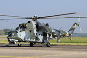 3369 - Czech - Air Force Mil Mi-35 aircraft