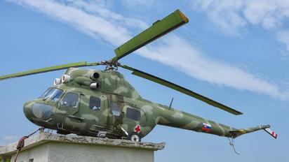 OM-OIV - Air Transport Europe Mil Mi-2