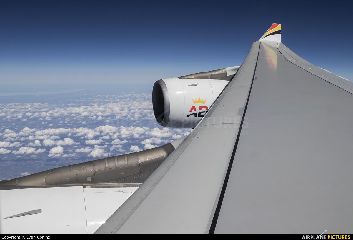 Air Belgium OO-ABB aircraft at In Flight - Denmark