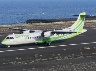 EC-MJG - Binter Canarias ATR 72 (all models)