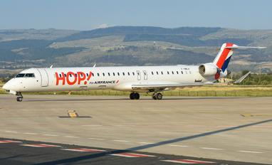 F-HMLH - Air France - Hop! Canadair CL-600 CRJ-1000