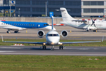 D-ABEY - Private Bombardier Challenger 605