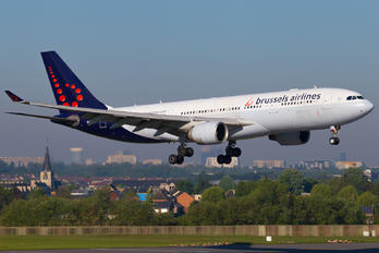 OO-SFU - Brussels Airlines Airbus A330-200