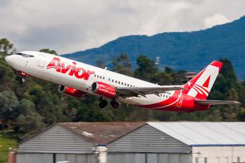 YV2928 - Avior Airlines Boeing 737-300