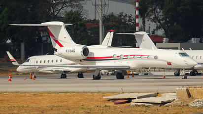 N313AG - Private Gulfstream Aerospace G-IV,  G-IV-SP, G-IV-X, G300, G350, G400, G450