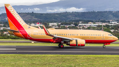 N711HK - Southwest Airlines Boeing 737-700