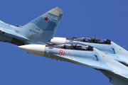 RF-81739 - Russia - Air Force Sukhoi Su-30SM aircraft
