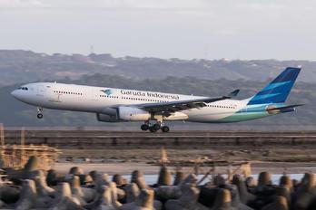 PK-GHD - Garuda Indonesia Airbus A330-300
