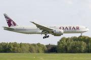 A7-BFM - Qatar Airways Cargo Boeing 777F aircraft