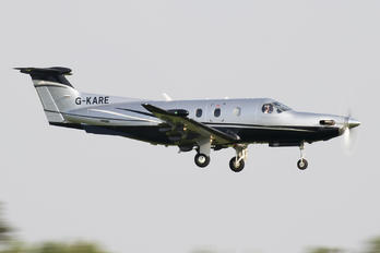 G-KARE - Private Pilatus PC-12