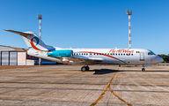 PZ-TFB - Fly All Ways Fokker 70 aircraft