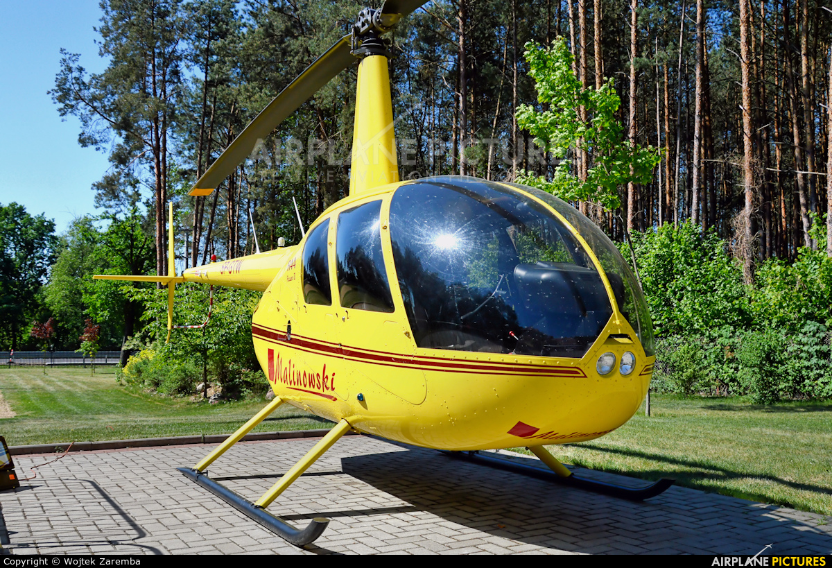 Private SP-GTW aircraft at Off Airport - Poland