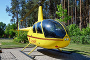 SP-GTW - Private Robinson R44 Astro / Raven aircraft