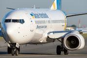 UR-PSR - Ukraine International Airlines Boeing 737-800 aircraft