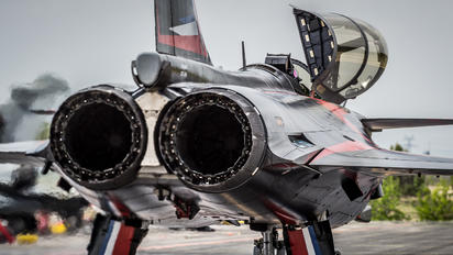 4-GI - France - Air Force Dassault Rafale C