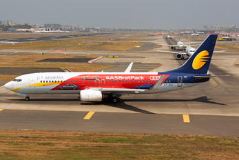 VT-JFC - Jet Airways Boeing 737-800
