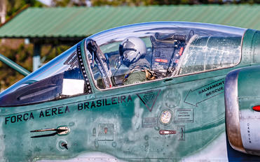 5538 - Brazil - Air Force Embraer AMX A-1A
