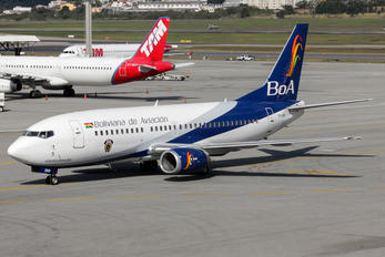 CP-2921 - Boliviana de Aviación - BoA Boeing 737-300