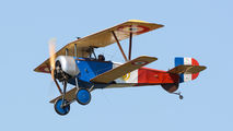 OM-M417 - Private Nieuport 11 Bebe (replica) aircraft