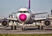 HA-LXY - Wizz Air Airbus A321 aircraft
