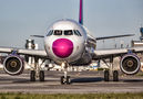 Wizz Air Airbus A321 HA-LXY at Katowice - Pyrzowice airport