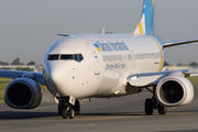 UR-PSR - Ukraine International Airlines Boeing 737-800 aircraft