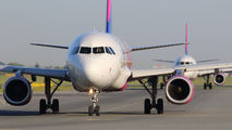 HA-LWM - Wizz Air Airbus A320 aircraft